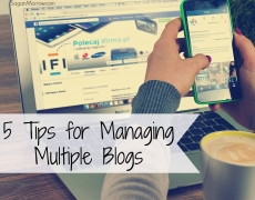 How to Write Multiple Blogs