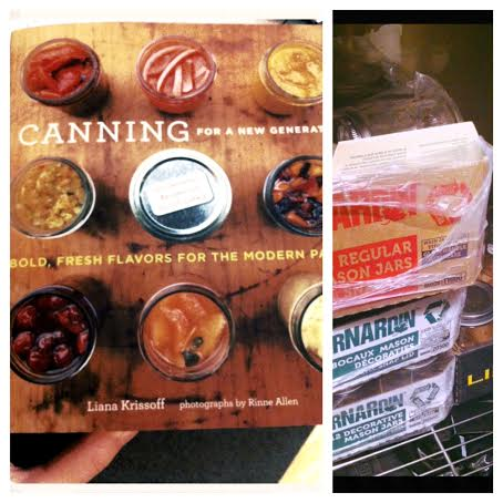 favourite canning books