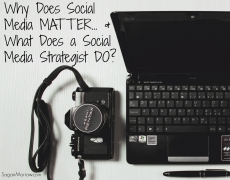 Why do I need a social media strategist?