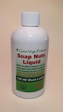 soap nuts liquid