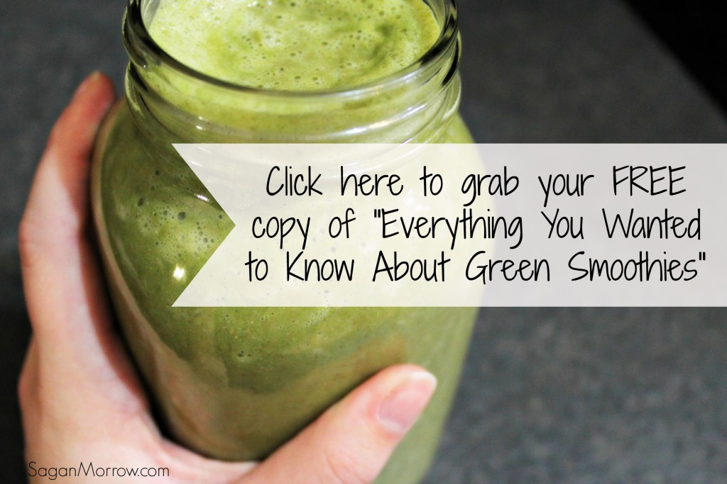 free green smoothie booklet