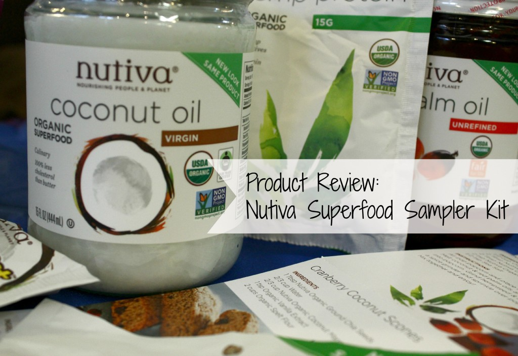 Nutiva product review