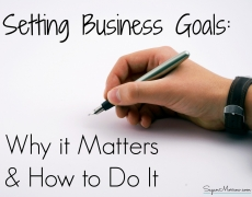 Setting business goals for 2015