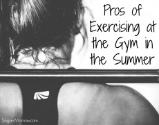 Pros of Exercising at the Gym in the Summer