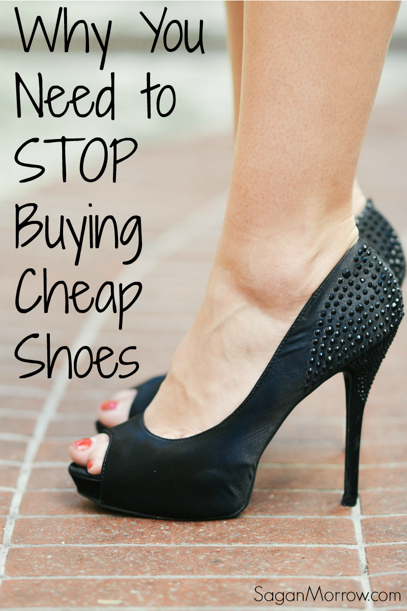 Why You Need to STOP Buying Cheap Shoes