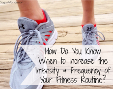 How Do You Know When to Increase Your Exercise?