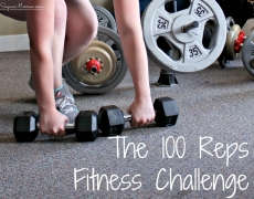 The 100 Reps Fitness Challenge