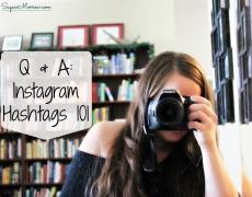Q & A: Instagram Hashtags 101
