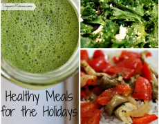 Healthy Meals for the Holiday Season