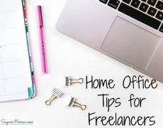Home Office Tips for Freelancers