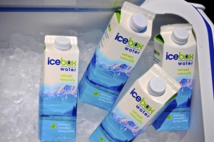 Icebox water giveaway