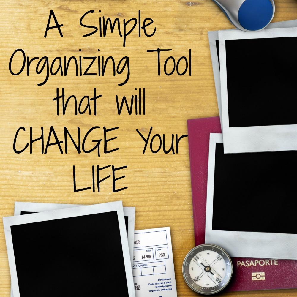 Organizing Tool