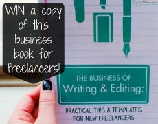 Win a Copy of this Business Book for Freelancers!