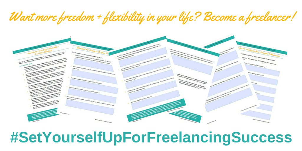 online course for new freelancers --- freelance training and work from home tips
