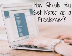 How Should You Set Rates as a Freelancer?
