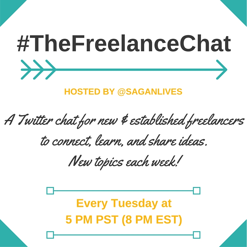 Freelance Twitter Chat