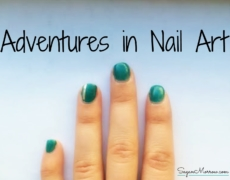 Adventures in Nail Art