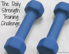 The Daily Strength Training Challenge