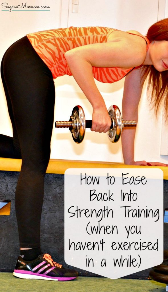 Want to get fit? Discover how to ease back into strength training in this article! This article features fitness tips for getting stronger, safely, when you haven't been exercising in a while. Click on over to get the tips now and start getting back into shape!