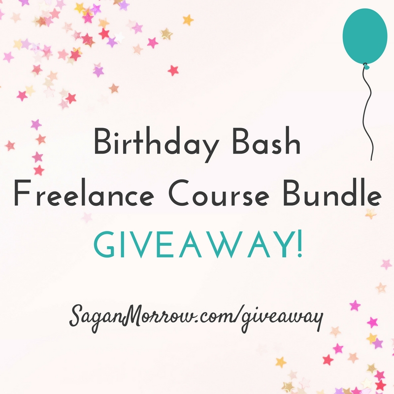 Freelance Course Giveaway