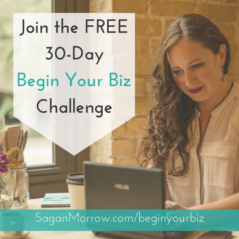 Begin Your Biz Challenge