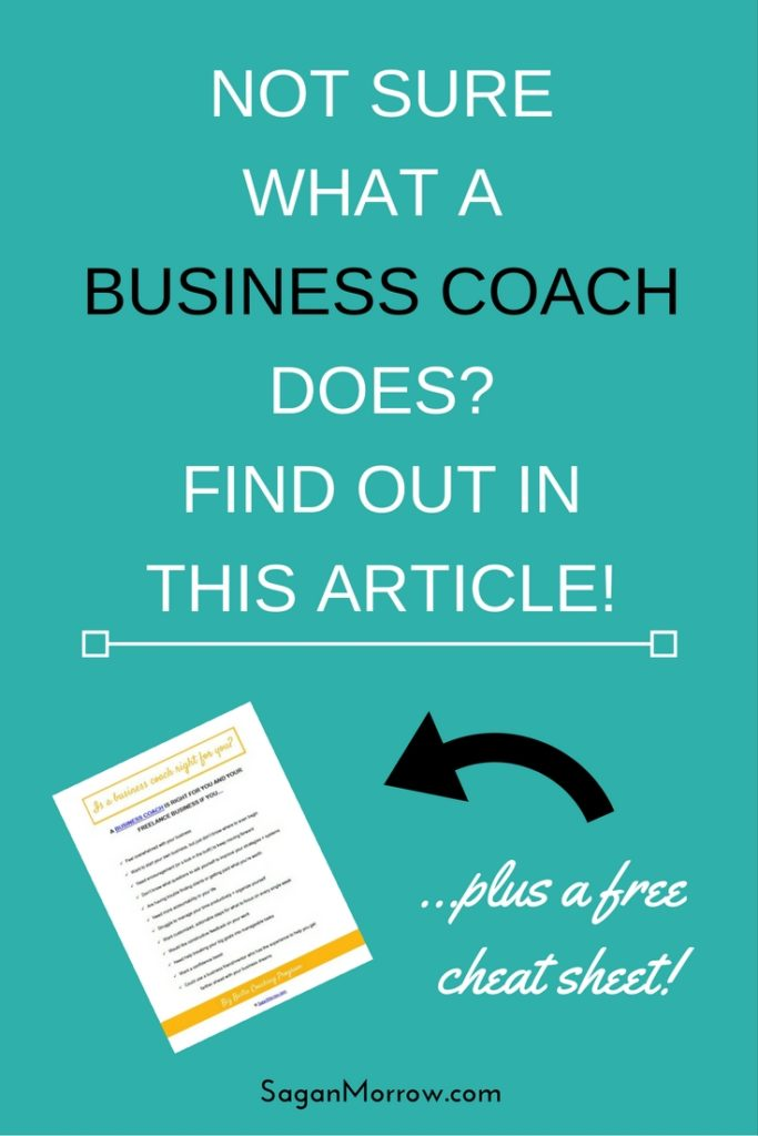 In this article, discover what a business coach for freelancers does, why you need a freelance business coach, how to choose one, and more! Click on over to get the goods (plus a handy cheatsheet!) now ::: freelance tips ::: freelance business tip