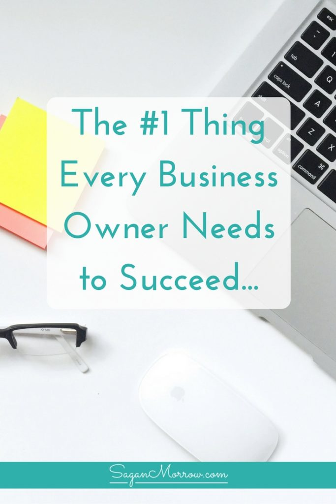 Do you know what every business owner needs to succeed? Hint -- it's not what you think! It's not a blog, email list, live video, or even an e-course. Find out what YOU need to succeed with your freelance business in this article -- click on over to learn what it is right now!
