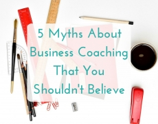 Why I never hired a business coach when I started my freelance business