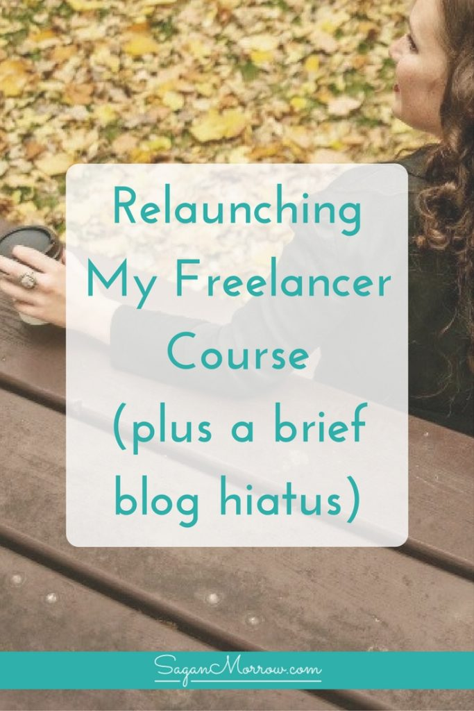 Join this freelancer course which will teach you how to market your business, communicate confidently with clients, manage your time + projects with ease, and more! Click on over to learn more about the freelancing course now.