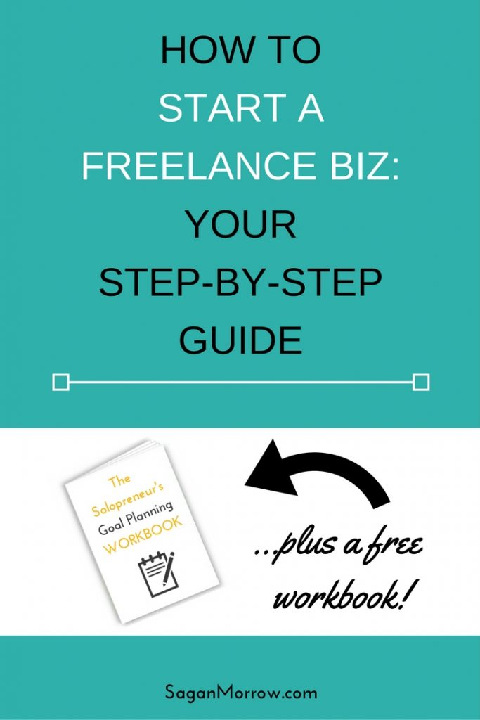 Want to get your freelance business started? I've got you covered! In this blog post, you'll learn the step-by-step guide for how to start a freelance business... WITHOUT the overwhelm. Interested? Click on over to get the scoop!