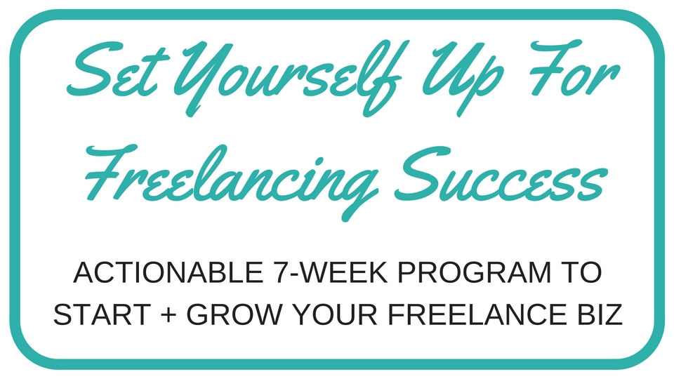 Set Yourself Up For Freelancing Success