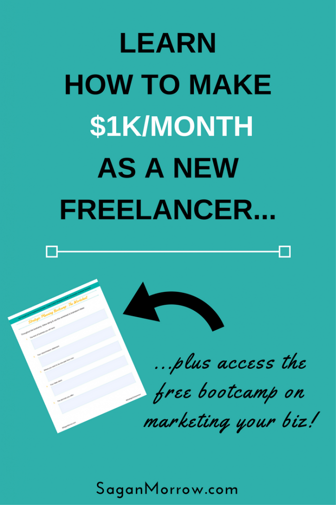 Learn how to make 1k each month in this blog post! This freelance VA started making $1k/month within just a few months of starting her business from absolute scratch. Want to get there, too? Find out how to get started with your new freelance business and actually bring in an income with it...