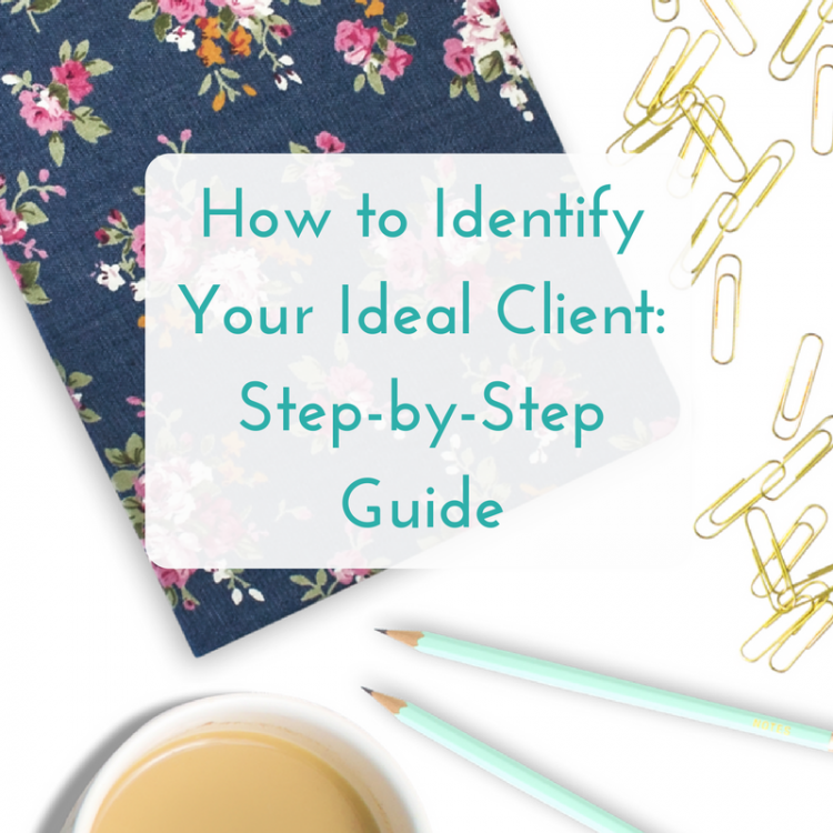identifying your ideal client