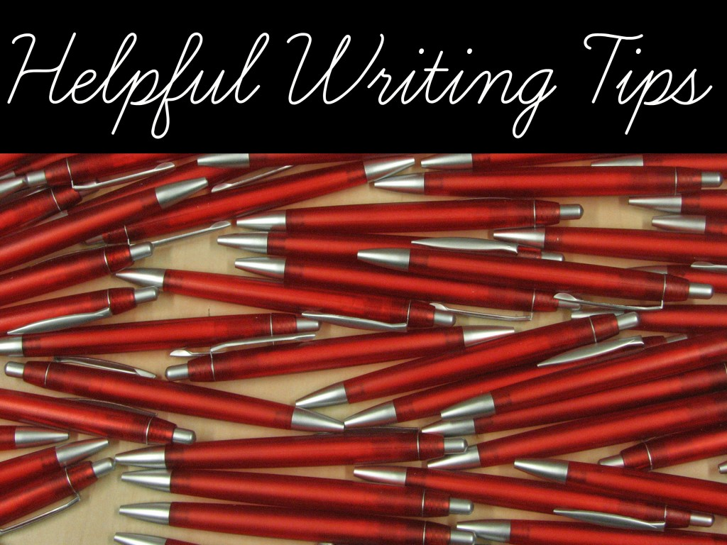 useful writing tips