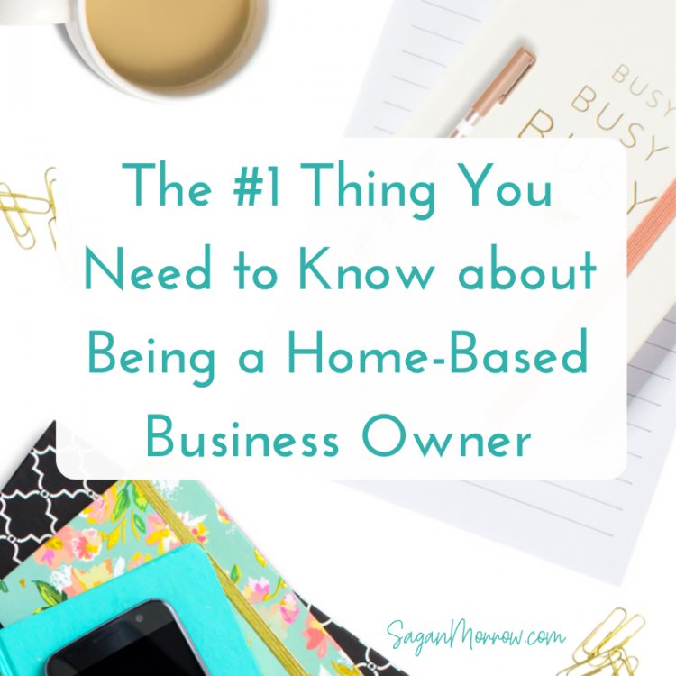 Find out the #1 thing you need to know about being a home-based small business owner in this article! Great freelancing tips for anyone working from home (including bloggers and authors)