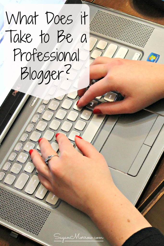 Do YOU have what it takes to be a professional blogger? Find out the top 5 things you need to have to be a professional blogger in this article! ~ blogging ~ blogger ~ blog tips ~ be a blogger ~ professional blogging ~