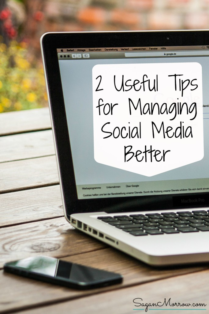 Are you a social media manager, blogger, or small business owner? This social media management article is for you! You'll learn the top 2 tips for managing social media better. Never feel overwhelmed with social media again! Click on the link to find out how you can manage social media more easily starting right now. ~ social media tips ~ social media management ~ social media manager ~ blogging tip ~ blog tips ~