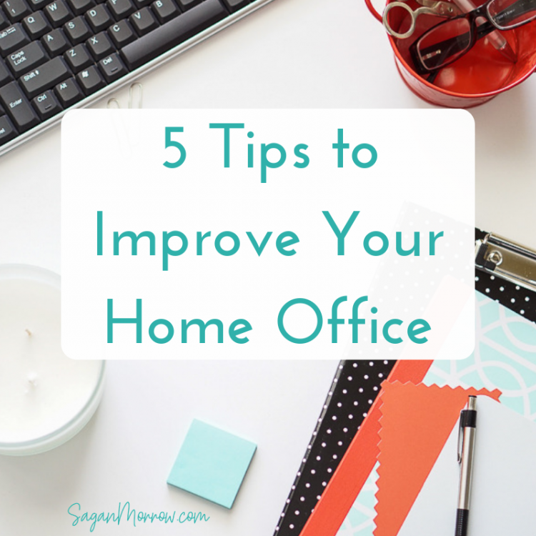 home office improvement tips