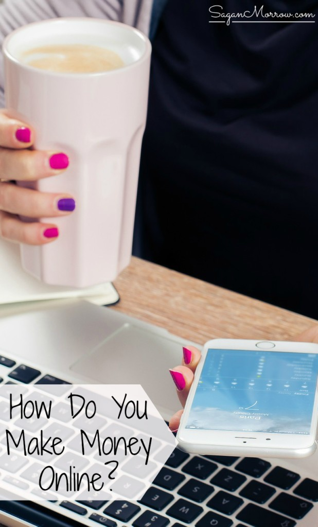 Are you wondering how do you make money online? This article covers 10 possible ways that you can make money online! Discover some of the ways you can start making money online as a freelancer or a professional blogger in this article. Click on over to check it out now or Pin for later!