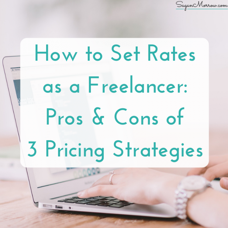 how should you set rates as a freelancer