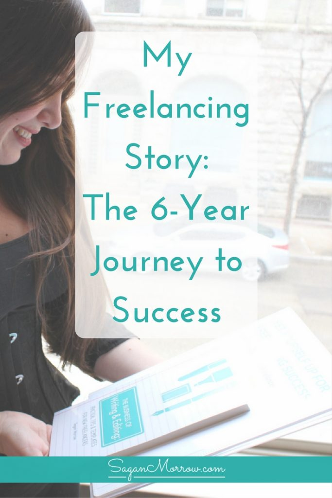 In this article, I share my freelancing story and how it took me 6 years to become a successful freelancer... PLUS how you can achieve freelancing success a whole lot quicker! Click on over to get the story & find out what you can do to set yourself up for freelancing success ::: freelance tips ::: freelancing tips ::: freelance life
