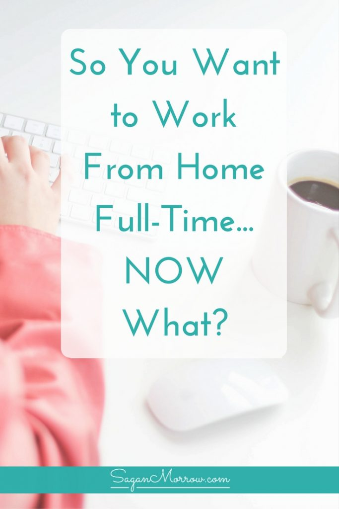 If you are interested in working from home full-time, you NEED to read this article! Find out what you need to do if you want to quit your 9-5 job and start a home-based business. Work from home full-time as a freelancer with these freelance tips! Click on over to read the article now
