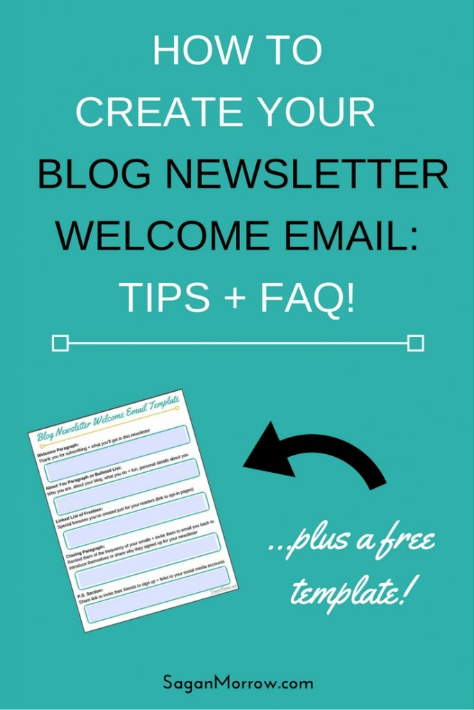 Grab your blog newsletter welcome email template in this article! PLUS you'll get tips for how to set up your welcome email, what you should include it, and answers to FAQ about your blog newsletter welcome email. Click on over to get the goodies now! ::: blogging tips ::: blog tips ::: email marketing tips ::: ConvertKit tips ::: blog welcome email template