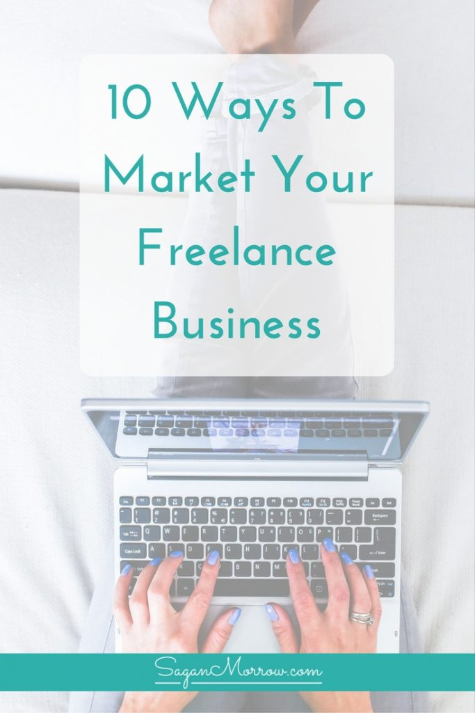 Want to get more clients for your freelance business? Get 10 ways to market your freelance business in this freelance tips article! These freelance marketing tips will give you ideas for how to reach out to more potential ideal clients so you can get work for your freelance biz. Click on over to get the freelance marketing tips now!