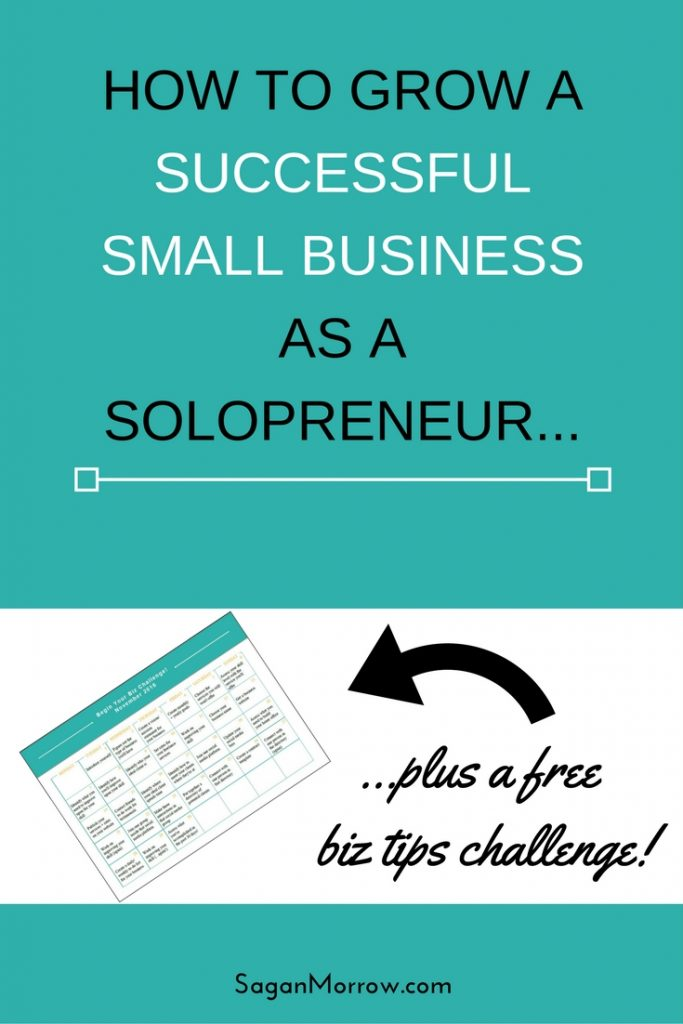 Wondering whether it's possible to grow a small business as a solopreneur? Are you unsure of the difference between a solopreneur and an entrepreneur? Heck, do you wonder what a solopreneur even IS? Find out all about solopreneurship in this article (plus join the Begin Your Biz Challenge to get started as a solopreneur TODAY!)