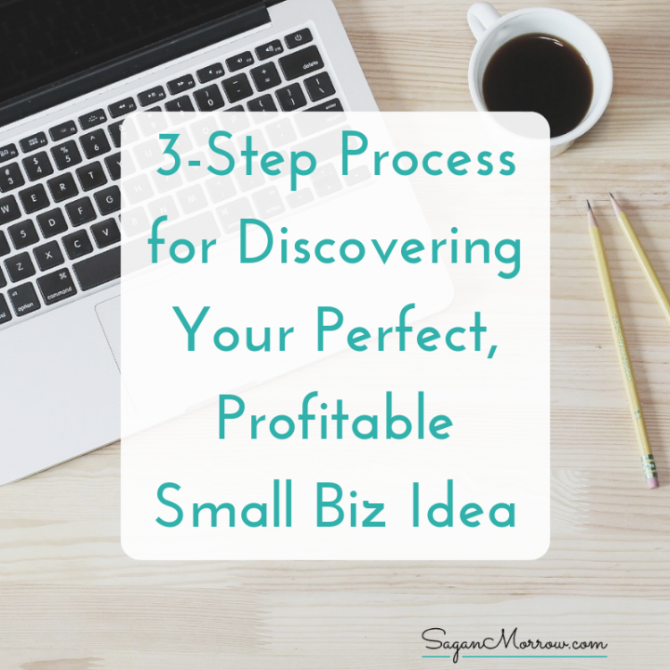 how to discover your profitable small business idea
