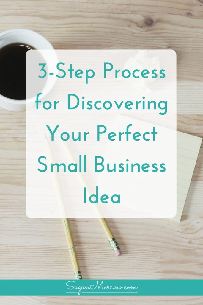 Discover your perfect, profitable small business idea with this simple 3-step process! This method is a great way to get started with building your home-based business and get your ideas all organized in one place. Click on over to start right now!