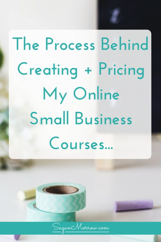 Discover the process I use for creating and pricing my online small business courses in this article! Click on over to get all the juicy details, plus freebies for growing your profitable small business and solopreneur tips for working from home full-time. Get the goods now!