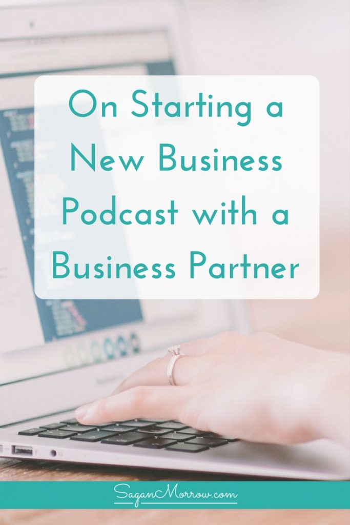 Find out what happened when my biz bestie suggested we co-host a new small business podcast... and why I'm excited about this brand new project! Click on over to learn all about this podcast, exclusively for small business owners and communications specialists, right now
