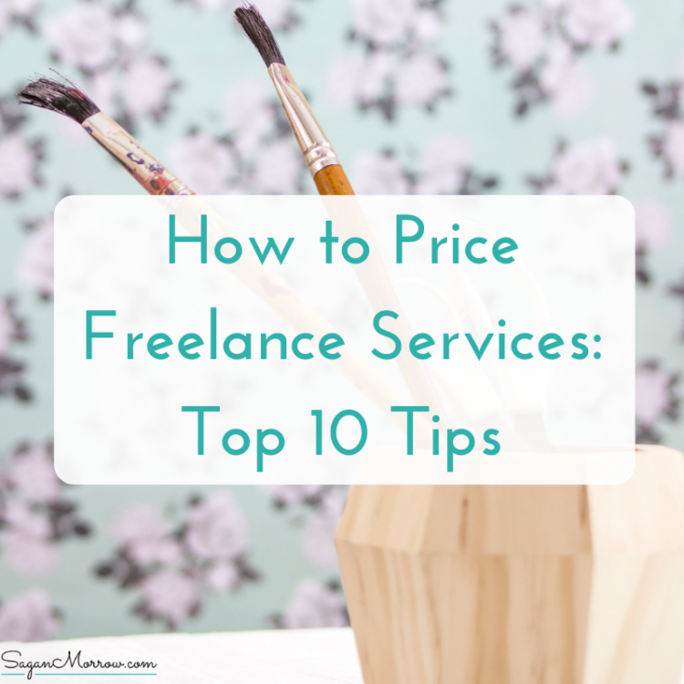 how to price freelance services
